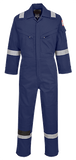 Portwest FR28 Flame Resistant Lightweight Anti-Static Coverall
