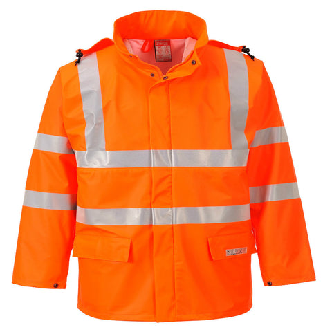 Portwest FR41 Sealtex™ Flame Hi-Vis Jacket