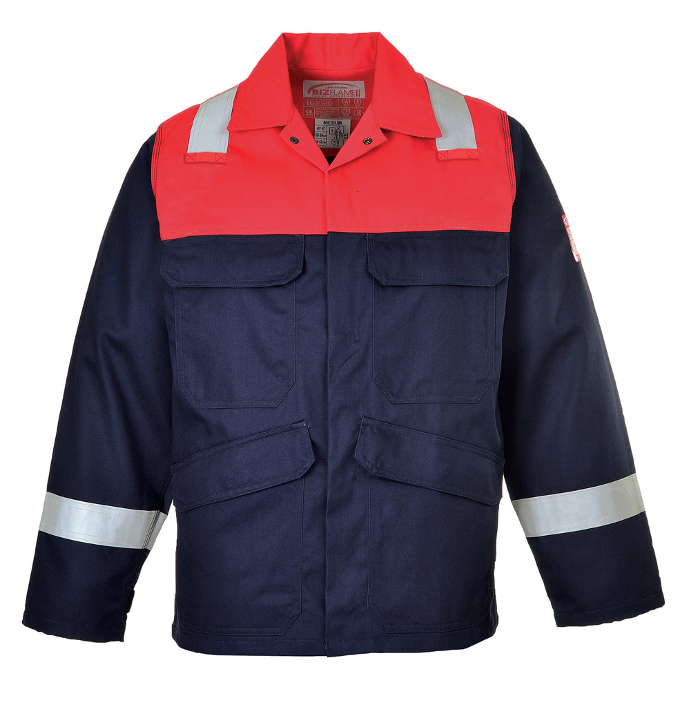 Portwest FR55 Bizflame Plus Jacket