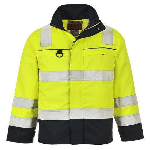 Portwest FR61 Hi-Vis Multi Norm Jacket