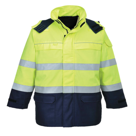 Portwest FR79 Bizflame Multi Arc Hi-Vis Jacket