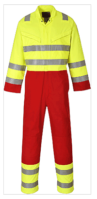 Portwest FR90 Bizflame Services Coverall