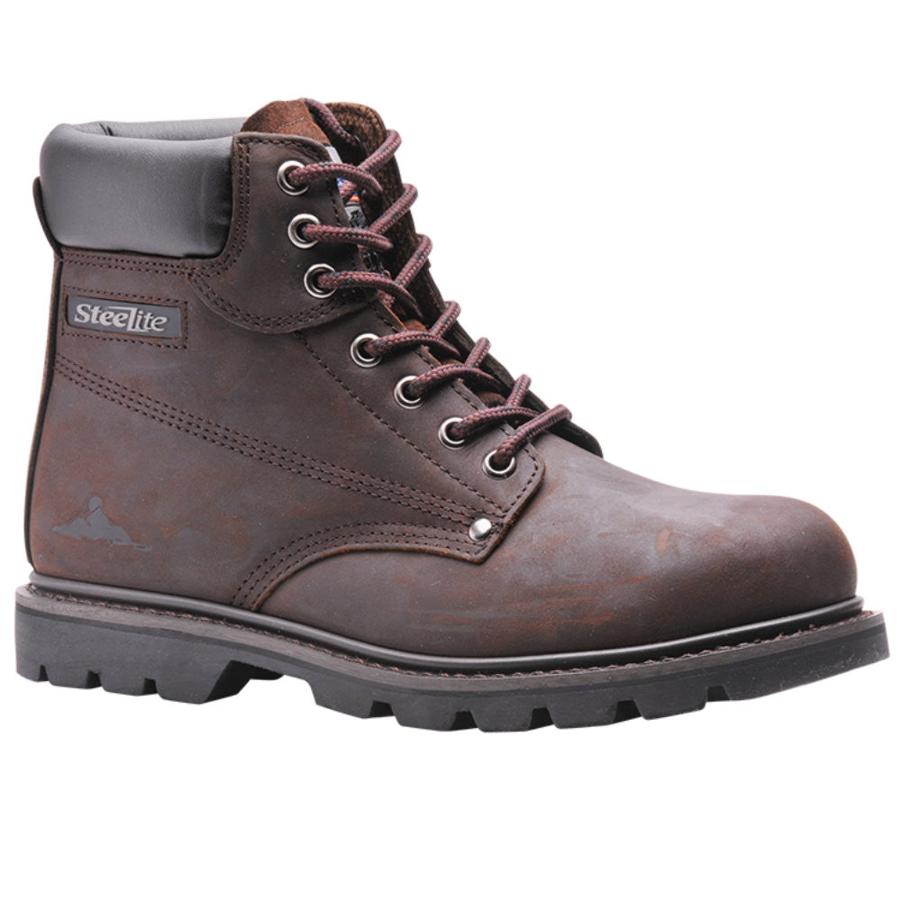Portwest FW17 Steelite™ Welted Safety Boot SB HRO