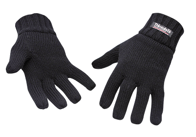 Portwest GL13 Thinsulate Lined Knit Gloves
