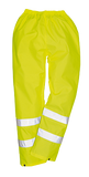 Portwest H441 - Hi-Vis Rain Trousers