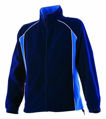 Finden & Hales LV551 Piped Microfleece Jacket