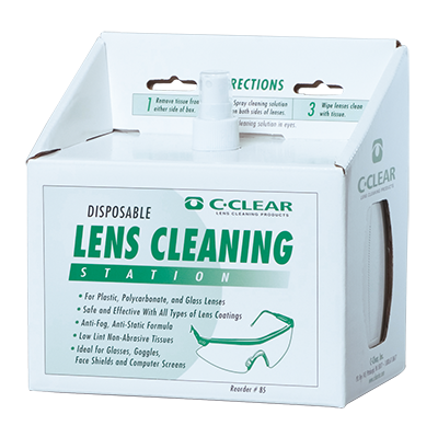Portwest PA02 Lens Cleaning Station (600 units)