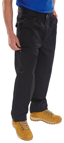 Click Heavyweight Drivers Trousers