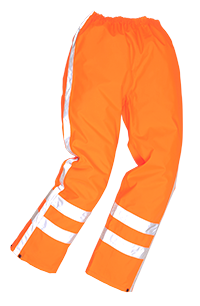 Portwest R480 RWS Hi-Vis Traffic Trousers