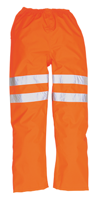 Portwest RT31 - Hi-Vis Traffic Trousers GO/RT
