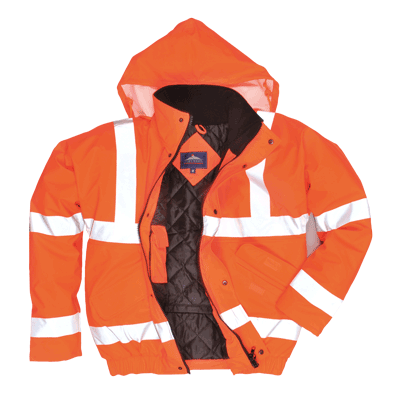 Portwest RT52 Sealtex™ Ultra Hi-Vis Bomber Jacket