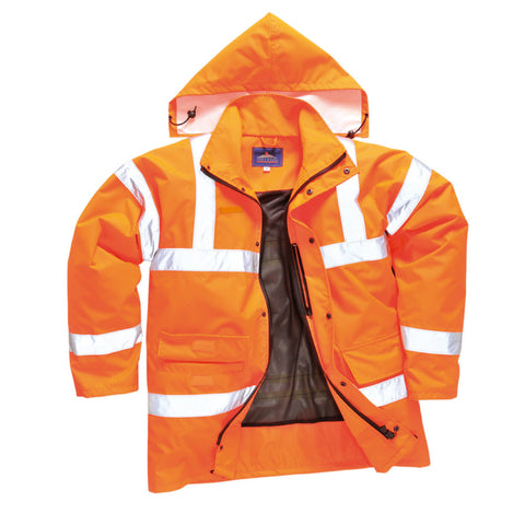 Portwest RT60 Hi-Vis Breathable Jacket