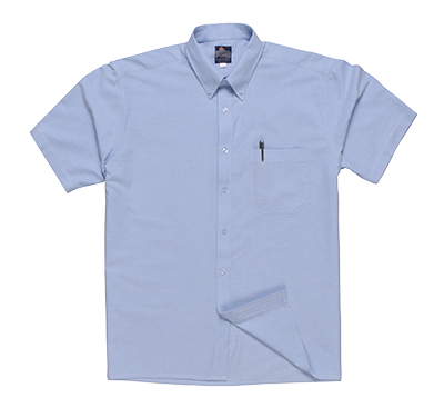 Portwest S108 Short Sleeve Oxford Shirt