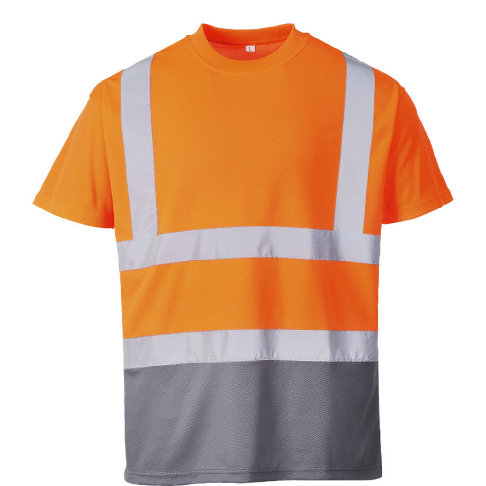 Portwest S378 - Two Tone T-Shirt