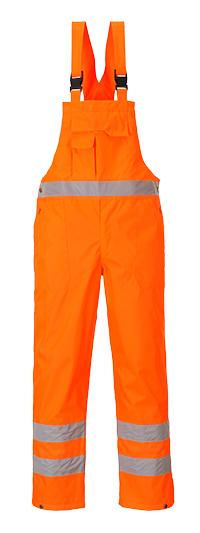 Portwest S388 Hi-Vis Bib & Brace Unlined