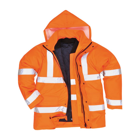 Portwest S468 4-in-1 Traffic Jacket