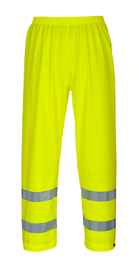 Portwest S493 Sealtex™ Ultra Yellow Reflective Hi-Vis Trouser
