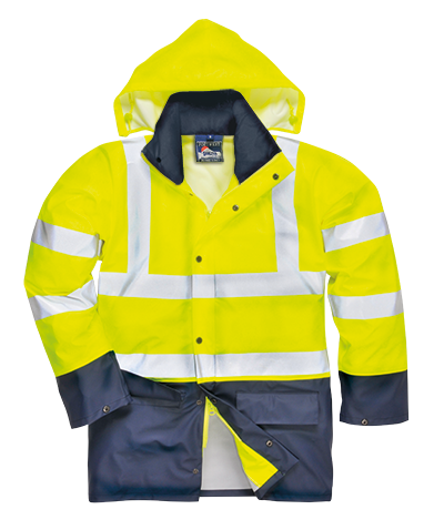 Portwest S496 Sealtex™ Ultra Two-Tone Hi-Vis Jacket