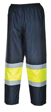 Portwest S586 Hi-Vis Contrast Traffic Trousers