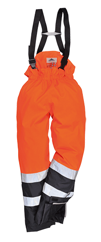 Portwest S782 Bizflame Rain Hi-Vis Multi Protection Trousers