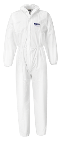 Portwest ST40 BizTex Microporous Coverall Type 6/5 (50 units)