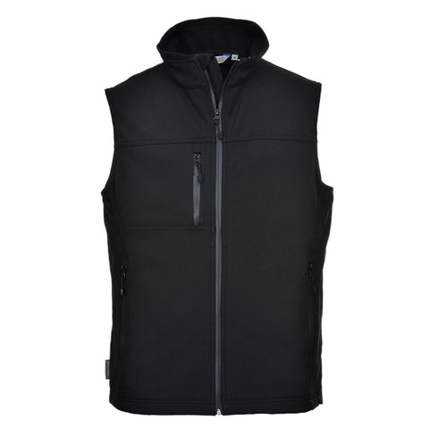 Portwest Technik TK51 Softshell Bodywarmer (3L)