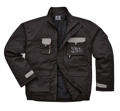 Portwest TX18 Texo Contrast Jacket Lined