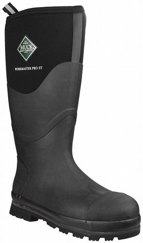 Muck Workmaster Pro Hi Safety Wellington