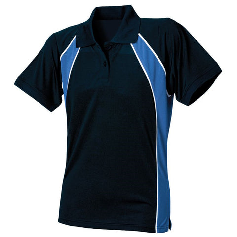 Finden & Hales LV351 Jersey Team Polo Shirt