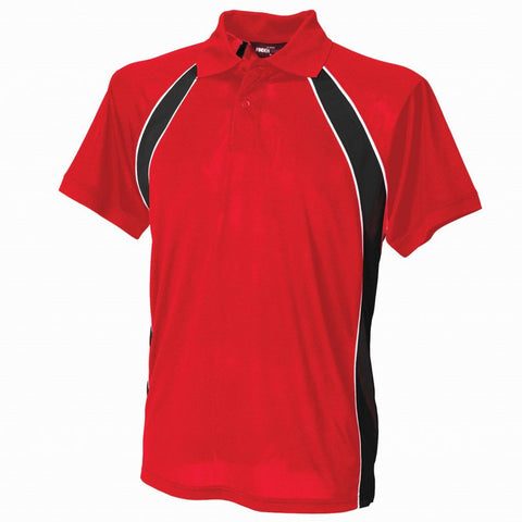 Finden & Hales LV350 Jersey Team Polo Shirt