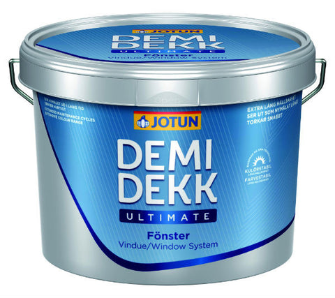 Demidekk Ultimate Windows & Doors