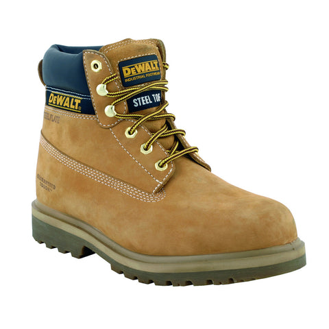 DeWalt Explorer Honey Nubuck Welted Safety Boot
