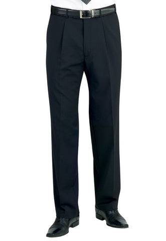 Brook Taverner 8314 Imola Single Pleat Trouser