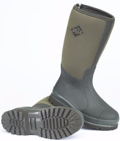 Muck Chore Steel Toe Safety Boot