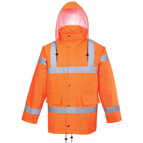 Portwest RT34 Hi-Vis Breathable Jacket