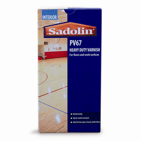 Sadolin PV67 Heavy Duty Varnish