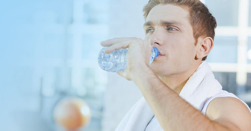 Could the Water Bottle Actually Be a Health Risk?