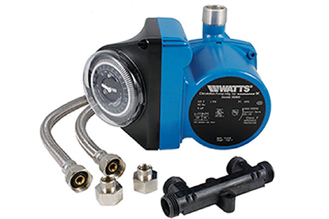 500800 - Hot Water Recirculating Pump Guide