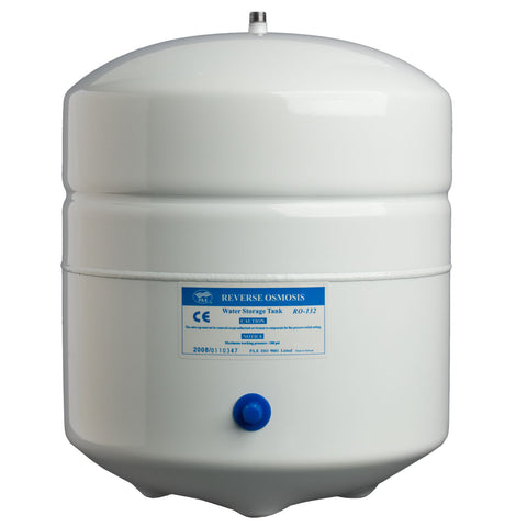 119007 - 3 Gallon Metal Storage Tank white by Watts Premier