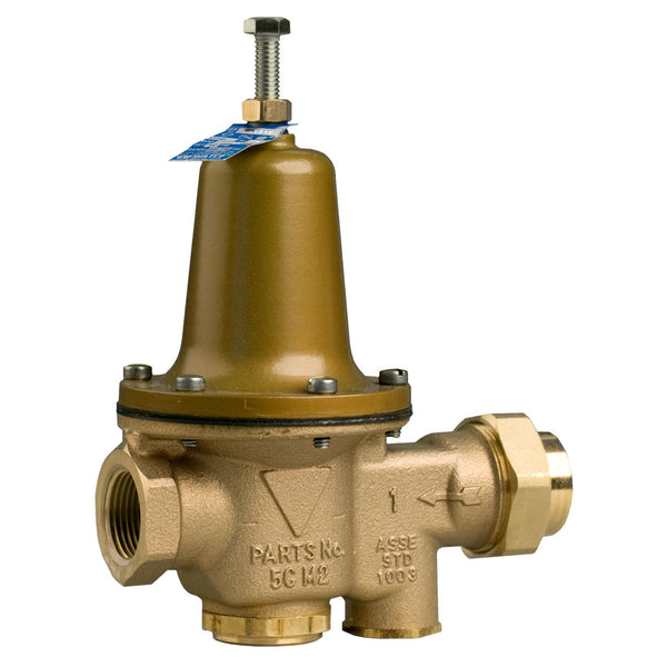 134100 Whole House Water Pressure Regulator by Watts Premier