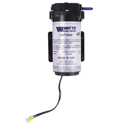 152008 Booster Pump 1/4 QC by Watts Premier
