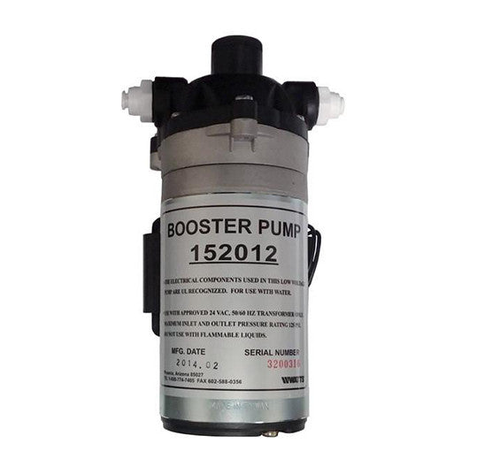 "Booster Pump ¼"" QC"