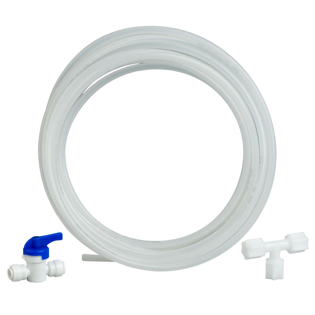 "Ice Maker Kit w/ ¼"" Connections"