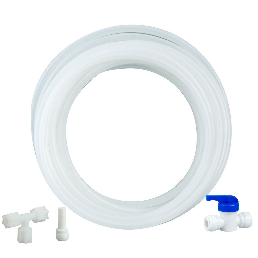 "Ice Maker Kit w/ ⅜"" Connections"