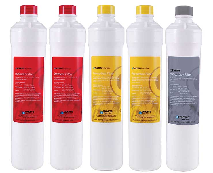 Annual RO Pure Plus VOC Filter Kit