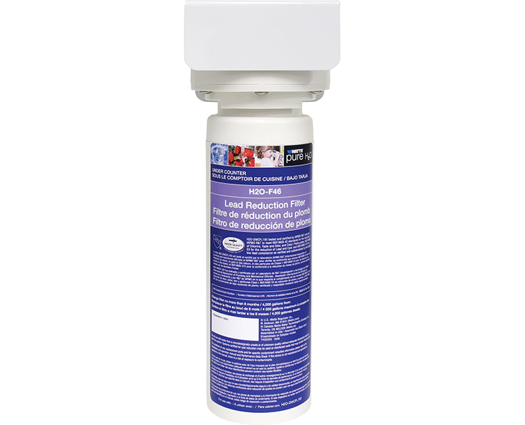 Watts Pure H<sub>2</sub>O Lead Filtration System