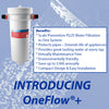 OneFlow<sup>®</sup>+ Salt-Free Scale Prevention & Water Filtration System
