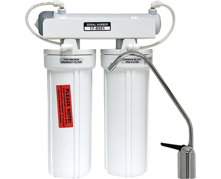 UV-3 Under Counter Filtration