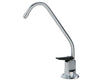Brushed Stainless Steel Non-Air-Gap Standard Faucet