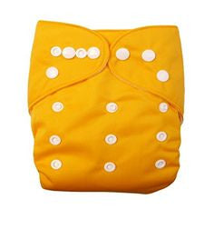 "Alva Pocket ""Golden Yellow"""
